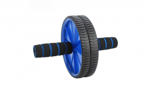 Aparat multifunctional Double Wheel, pentru fitness si exercitii eficiente