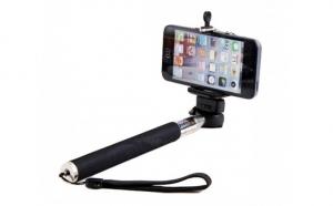 Imortalizeaza momentele placute petrecute cu prietenii tai cu noul monopod wireless pentru fotografii, la numai 49 RON, in loc de 99 RON