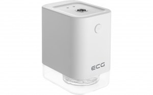 Dozator cu pulverizare pentru dezinfectare ECG DS 1010, senzor infrarosu, 45ml, USB Black Friday Romania 2017