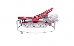 Balansoar pentru bebelusi, rosu