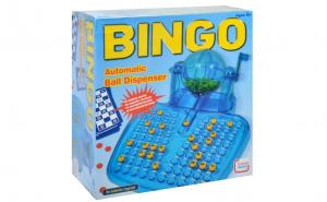 Joc Bingo - 90 bile numerotate