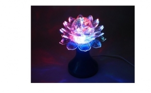Disco Lampa LED rotativa la 39 RON de la 89 RON