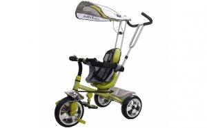 Tricicleta Super Trike - Sun Baby, verde, Baby`s Day