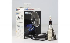 Bec LED 5S+ HB3 (9005) CANBUS 6000K 12v/24v