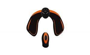 Dispozitiv tonifiere musculara pentru coapse sau fese cu electrostimulare EMS