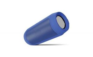 Boxa Portabila Cu Bluetooth , USB , Card , Radio ,  Albastru
