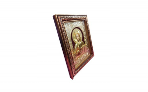 Icoana Domnului Iisus Hristos, 20 cm,