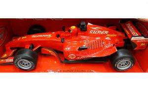 Masina Formula 1, culoare rosu