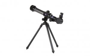 Telescop cu 3 lentile de marire