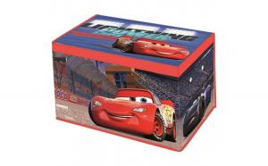 Cutie depozitare cu capac 55x37x33 cm Cars SunCity ARJ009274 Initiala