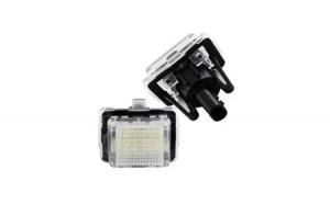 Set Lampi LED numar Mercedes CLS W218