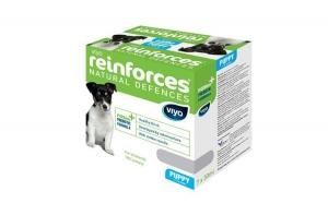 Supliment nutritiv pentru caini, Viyo Reinforces, Puppy, 7 x 30ml