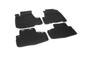 Covoare cauciuc stil tavita Honda CRV 2006-2012 ( 2D 0159 -  A10 )