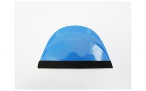 Racleta plastic albastra montaj folie carbon TM161