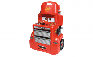 Banc de lucru Smoby - Disney Cars 3, 28 accesorii