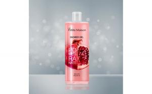 Gel de duș Petite Maison Pomegranate, 400 ml