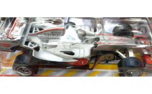 Masina de curse, culoare gri