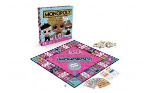 Joc Monopoly - LOL Surprise Ro