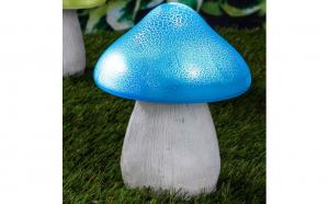 Lampa solara ciuperca