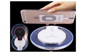 Incarcator Wireless pentru smartphone pentru Android si IOS