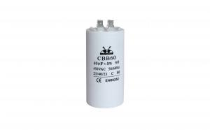 Condensator pornire motor, de curent alternativ, seria CBB60 60uF/450V