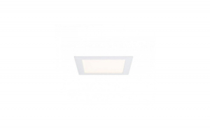 Plafoniera LED Paulmann 92612, 6 W, alb satinat, 2700 K, 500 lumeni