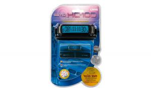 Termometru interior Seyio HC-100 ceas