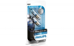 Philips H6W BlueVision ultra
