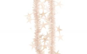 Beteala alba six-ply cu stele mari 30 mm
