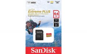 Card de memorie microSDXC Sandisk 64GB