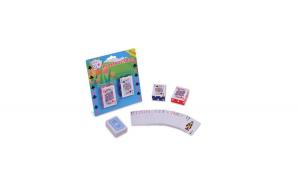 Set 2 mini pachete de carti de joc
