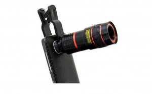Obiectiv zoom pentru telefoane si tablet