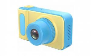 Mini camera foto/video pentru copii, incacarcare USB, microSD