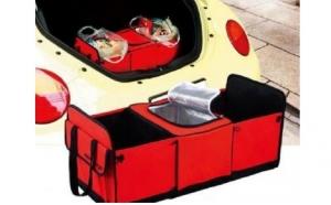 Organizator portbagaj + organizator scaun auto, la pretul de 89 RON in loc de 199 RON