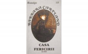 Casa fericirii, 135, autor Barbara Cartland