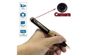 Pix spion cu camera ascunsa HD, la doar 99 RON de la 200 RON