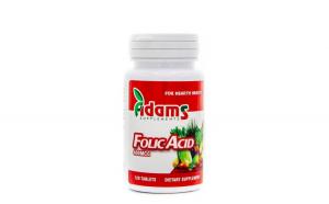 Acid folic 400mcg 120 cpr ADAMS