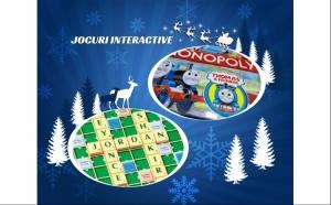 Joc Monopoly, diverse modele + Joc de cuvinte Scrabble