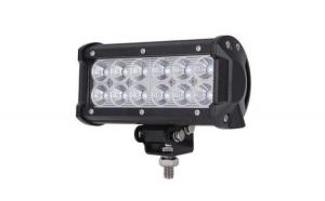 Proiector LED auto offroad 36W 12V-24V, 3500 lumeni, Dreptunghiular