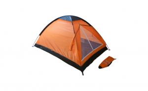 Cort camping 3 persoane, 200 x 140 x 100 cm