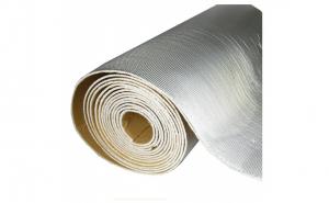 Rola insonorizant aluminiu 6mm 1M X 10M -Premium