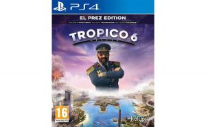 Joc Tropico 6 El Prez Edition pentru
