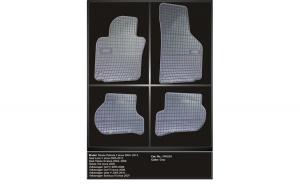 Covoare cauciuc SEAT TOLEDO III 2004-2009 ( GR0361 P60G ) GRI