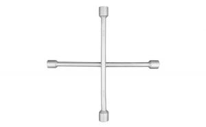 Cheie cruce pentru roata 4cars 17-19-21-23 mm