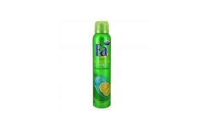 Deodorant  Fa Limones Del Caraibe 48H