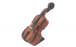 Pusculita in forma de vioara 12x27 cm
