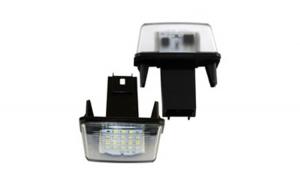 Lampa LED numar 7601 compatibila Peugeot:  206 (T1)/206+ (T3E)/207 (A7)/407/406/406 new - 306 new/307/307 new/308/5008/Partner (M59)