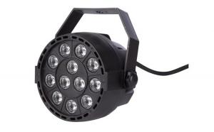Proiector jocuri de lumini mini LED 9x 1W RGB + 3x 1W alb, Velleman