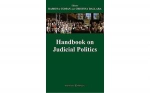 Handbook on judicial politics, autor Ramona Coman , Cristina Dallara