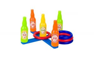 Joc de aruncat inele Liveup Junior, 4 inele incluse